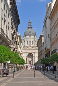 Photo: Saint Stephen's Basilica captured by Dennis Jarvis